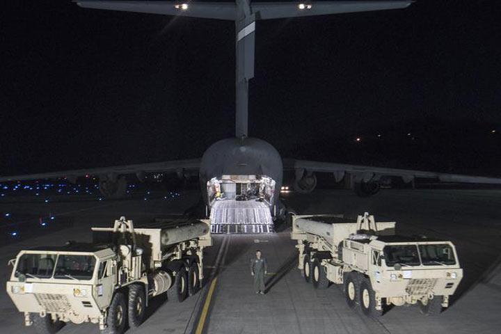 Фото: United States Forces Korea via Getty Images