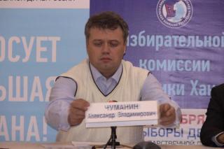 Председатель Избиркома Хакасии может лишиться должности из-за Юрия Щапова